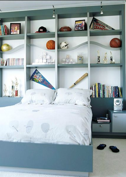 Unique Teenage Beds with Storage