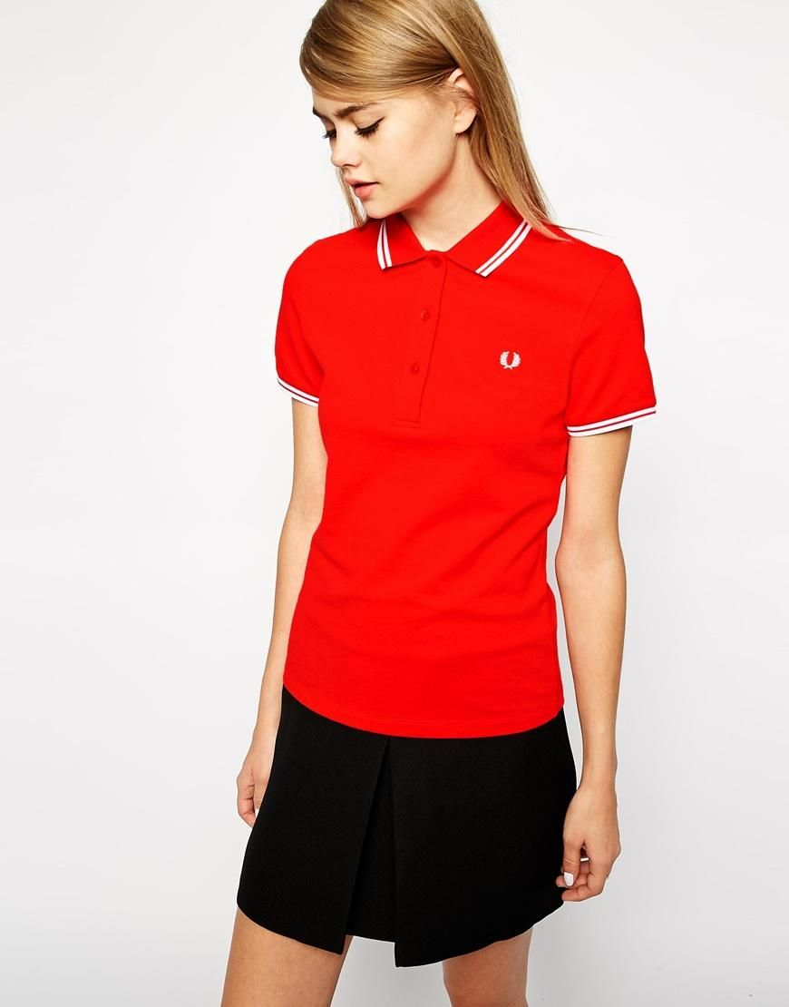 Fred Perry | Fred Perry Polo Shirt at ASOS