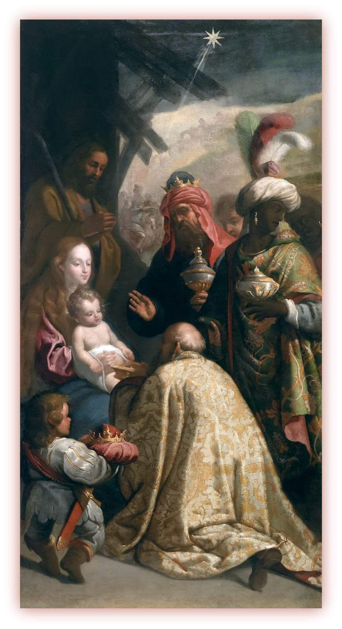 Spanische Weihnachtsbilder.Pin Von Uwe Handrick Auf Geburt Jesus Christus Jesus Christus