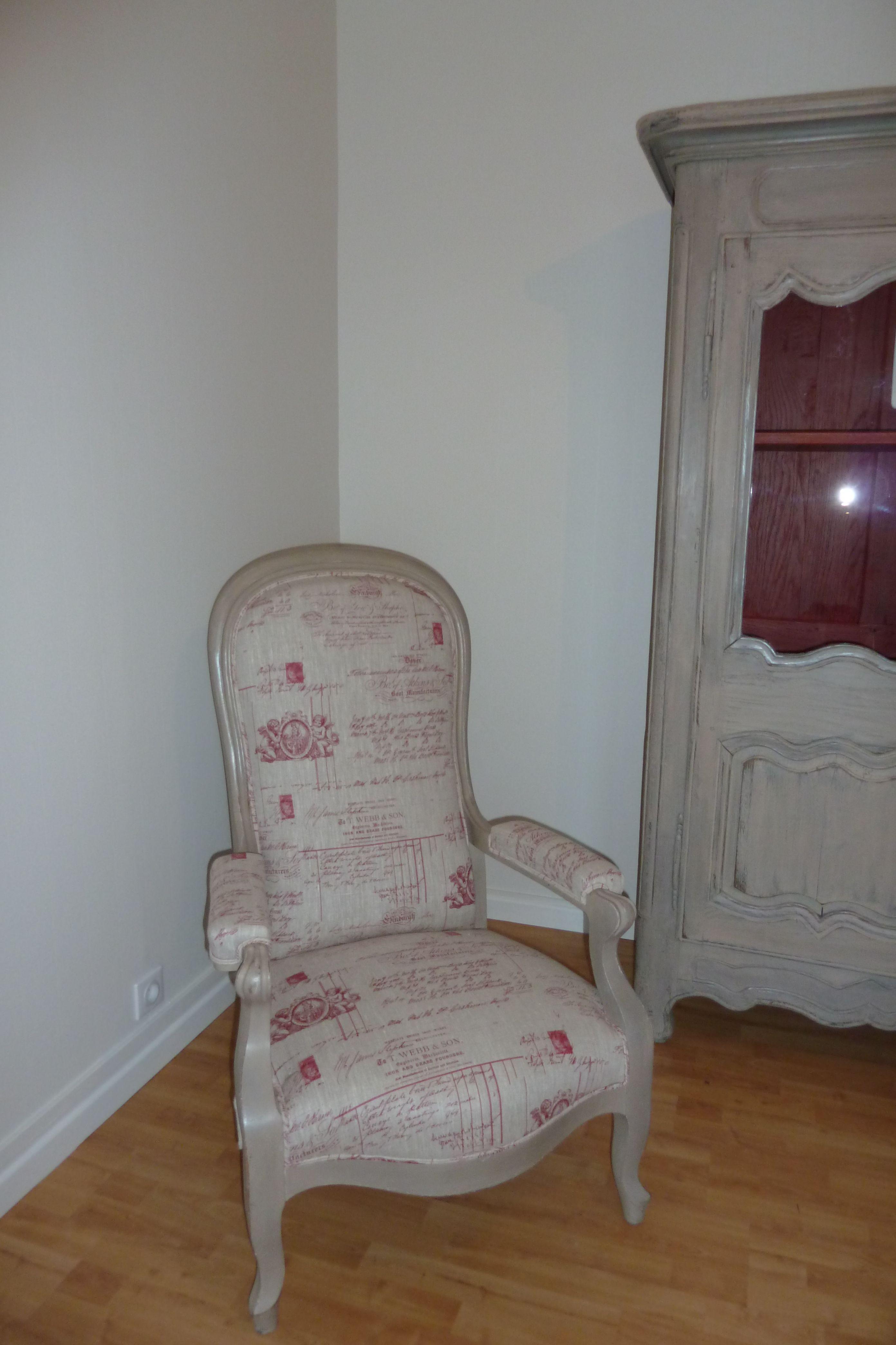 Fauteuil fauteuil voltaire mobilier de salon fauteuil voltaire et fauteuil - Meuble voltaire ...