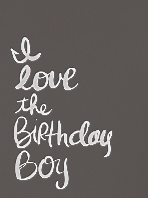 "Birthday Love Quotes I Love The Birthday Boy"" Zachary's Bday Is In A Couple Daysand"