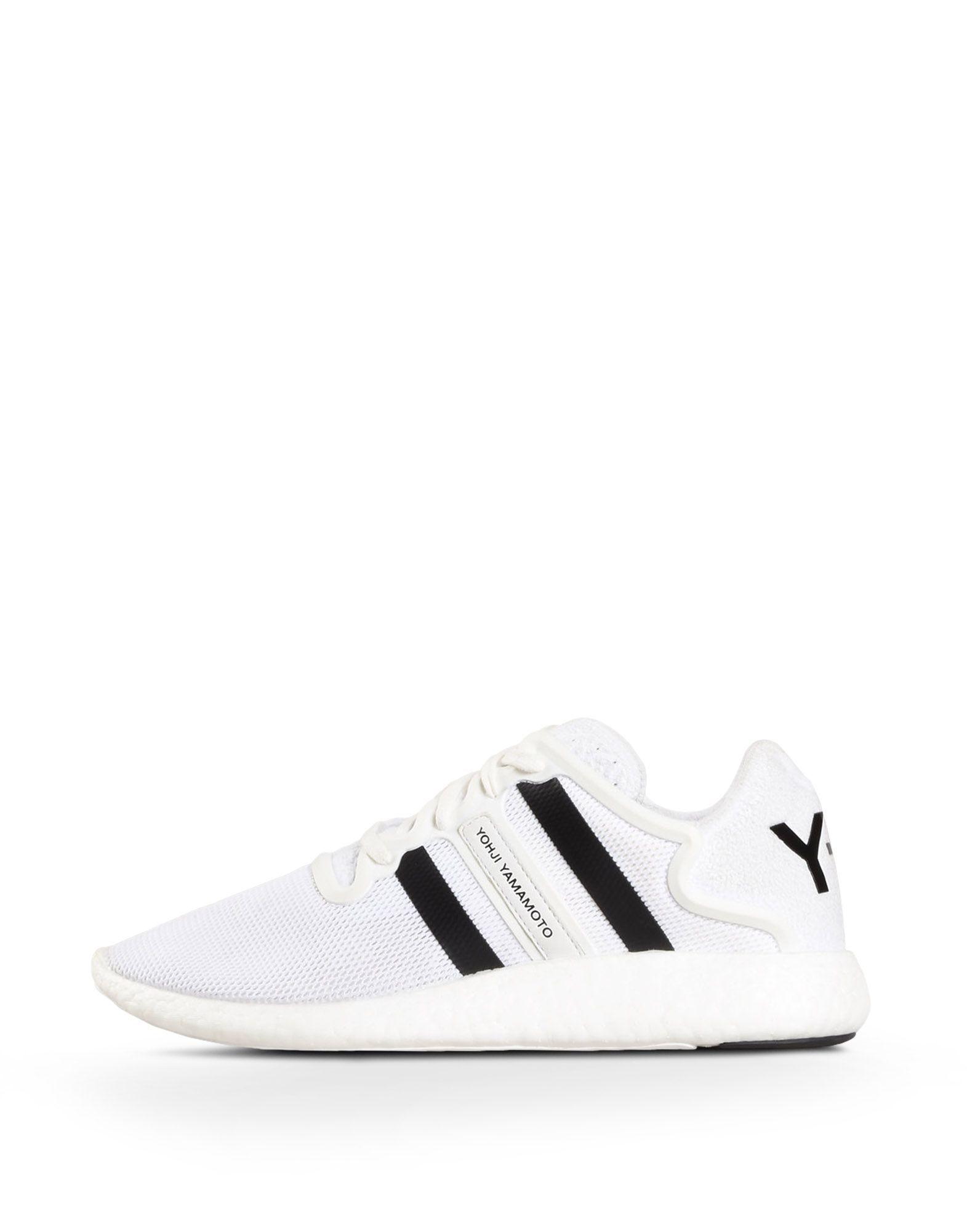 fbd2c0fa59fd6 Y-3 YOHJI RUN SHOES unisex Y-3 adidas