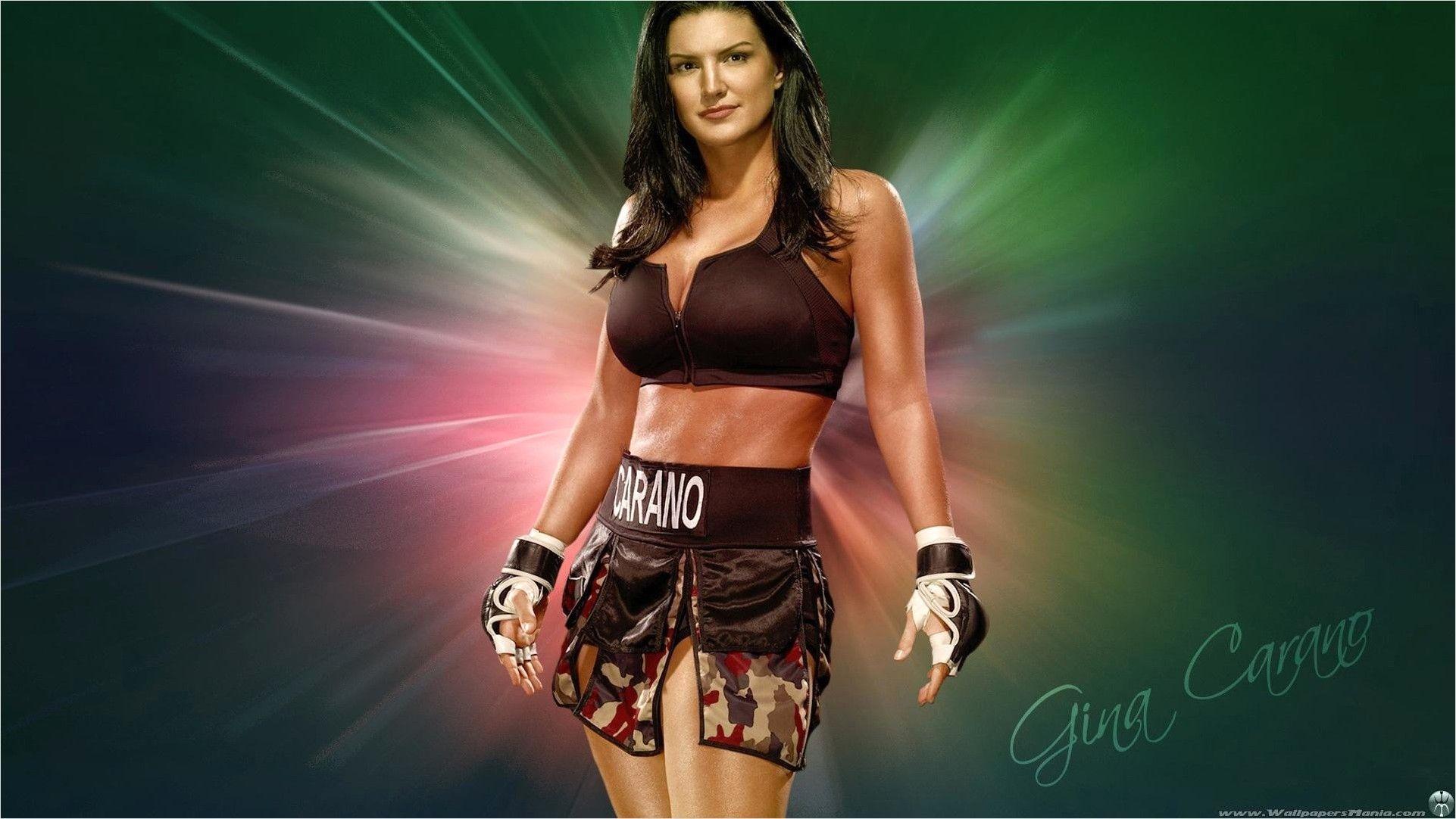 4k Female Mma Wallpaper In 2020 Mma Women Fitness Model Wonder Woman