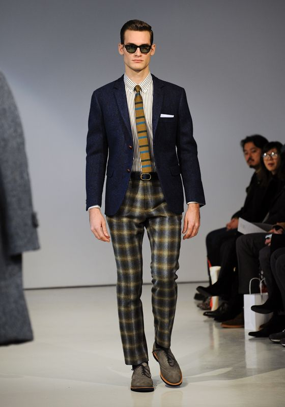 First Fashion Show for David Hart.  Well done.
