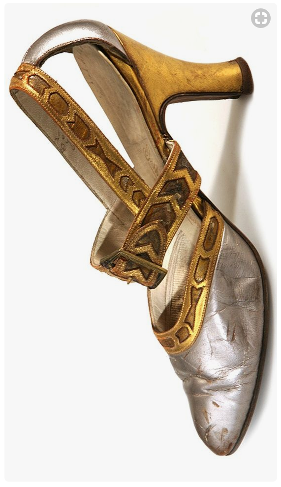 1920s Ankle Boots
