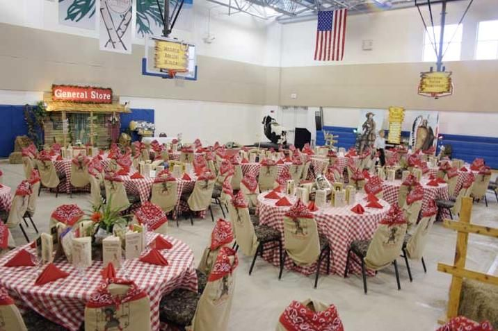 country western girls birthday party table decorating ideas south florida catering south florida catering service