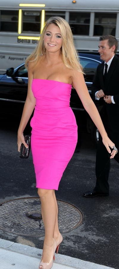 50 Great Blake Lively Street Style Outfits — Style Estate | Dresses ...