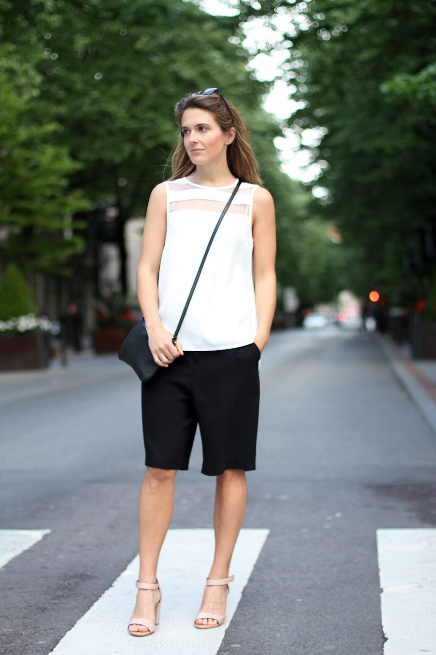 Bermuda Shorts are Back: 20 Modern Ways to WearThem
