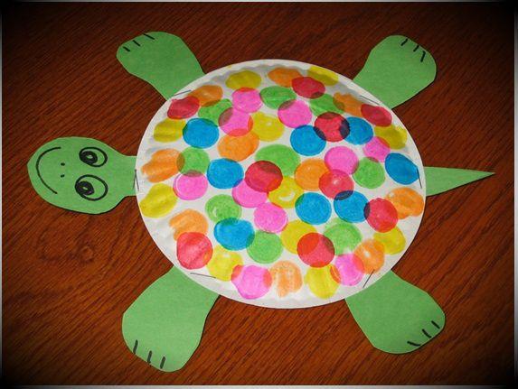 Unique Turtle Crafts for Preschool
