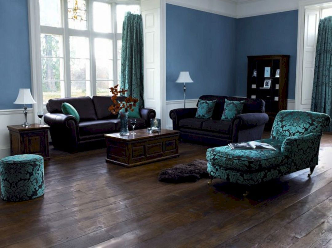 Spring Decor Ideas In Navy And Yellow Navy Living Rooms Navy Living Room Decor Coastal Living Rooms