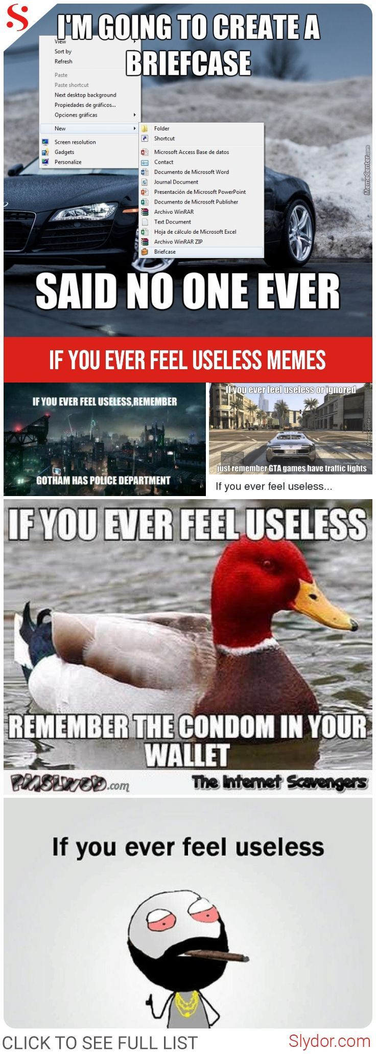 If You Ever Feel Useless Remember Yamcha Yamcha Guy Meme
