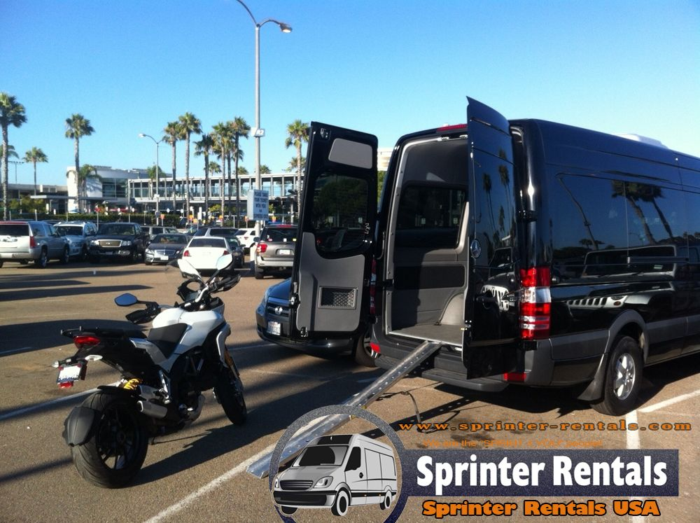 Sprinter rentals usa ducati motorcycles and mercedes for Mercedes benz sprinter rental