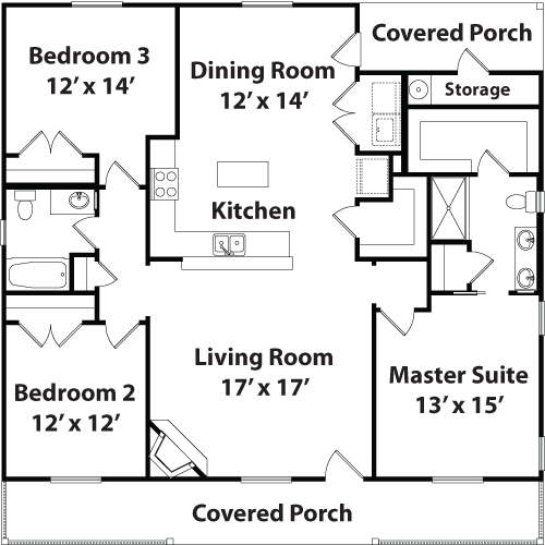 17 Best 1000 images about House Plans on Pinterest Craftsman Layout