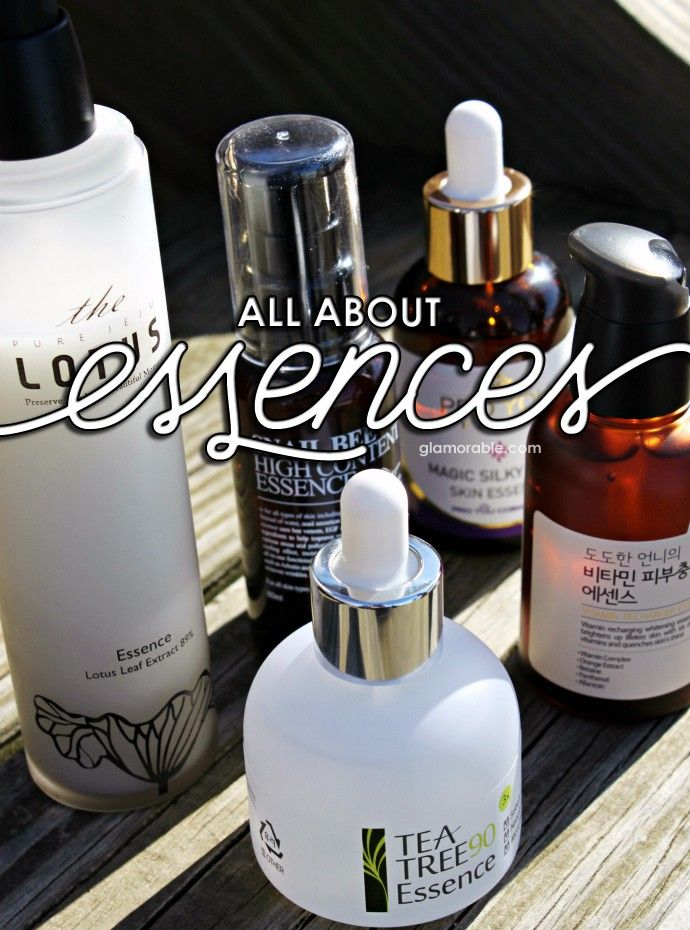 What is an Essence and How to Use It Skin care, Korean