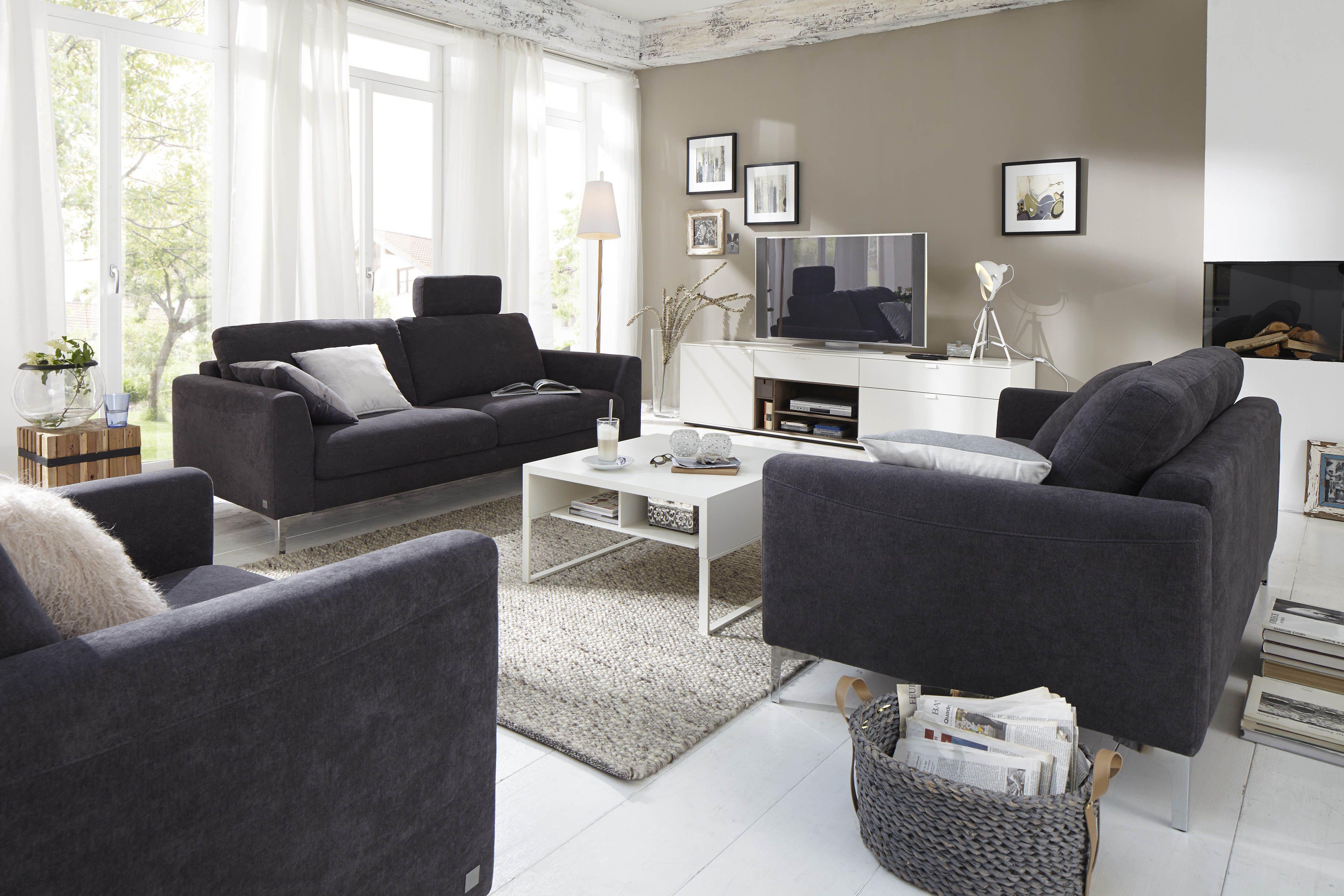 Wohnzimmer Garnituren ~ Garnitur global modell oviedo couchtisch global modell 4450