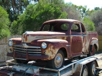 1948 Ford Ute Australia Australian Cars Hot Rods Cars Muscle