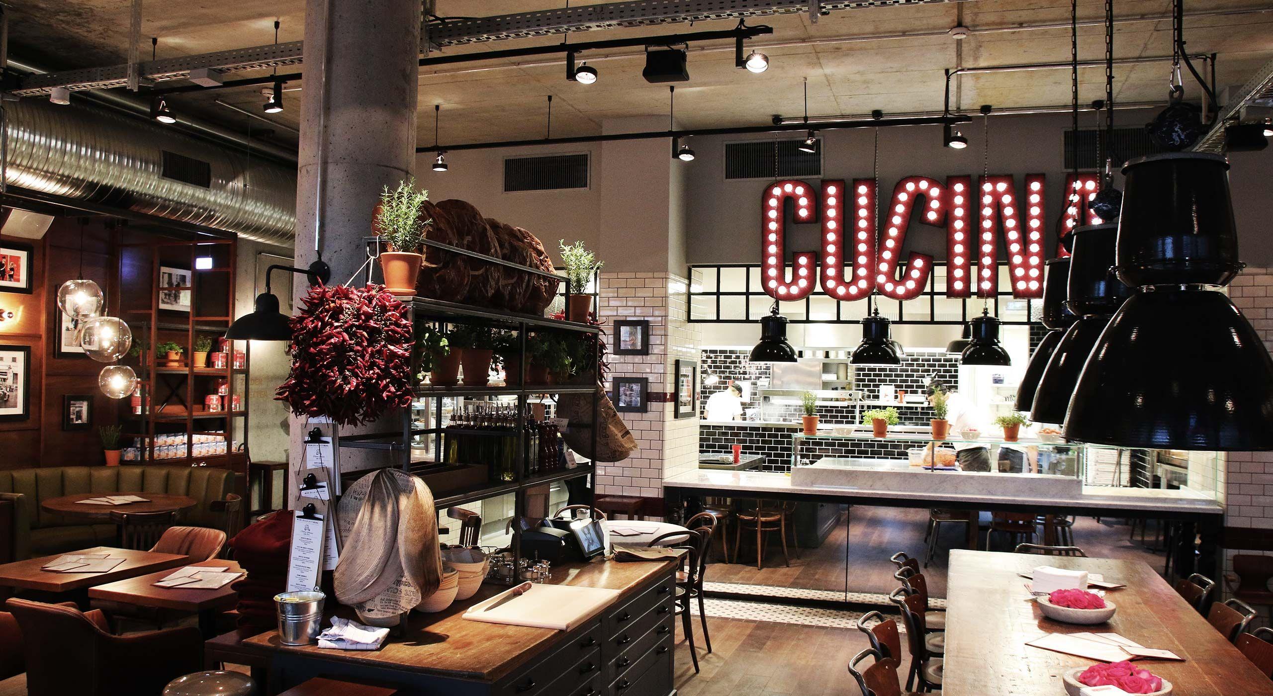 L Osteria Heilbronn Pizza E Pasta Italienische Restaurants Restaurant Italien