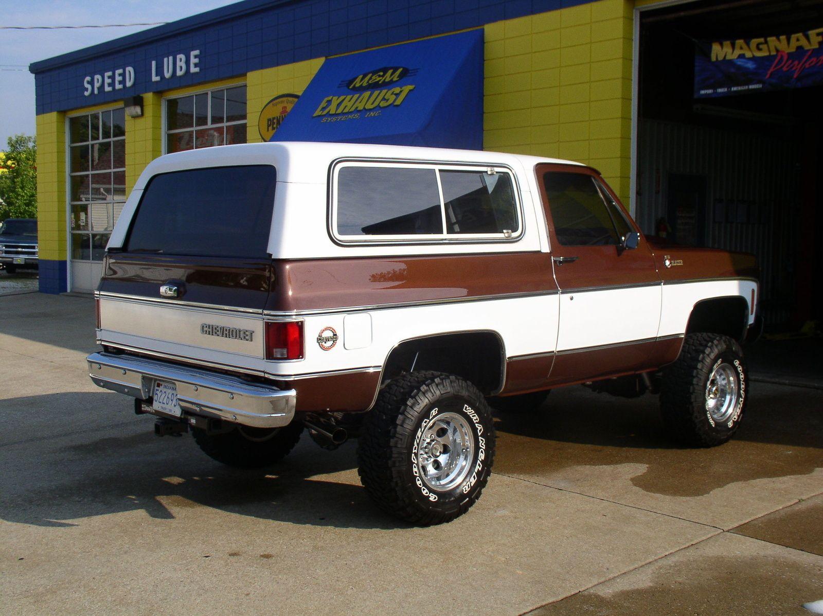 1979 Chevrolet Blazer   K5 Blazer   Pinterest   Chevrolet blazer ...