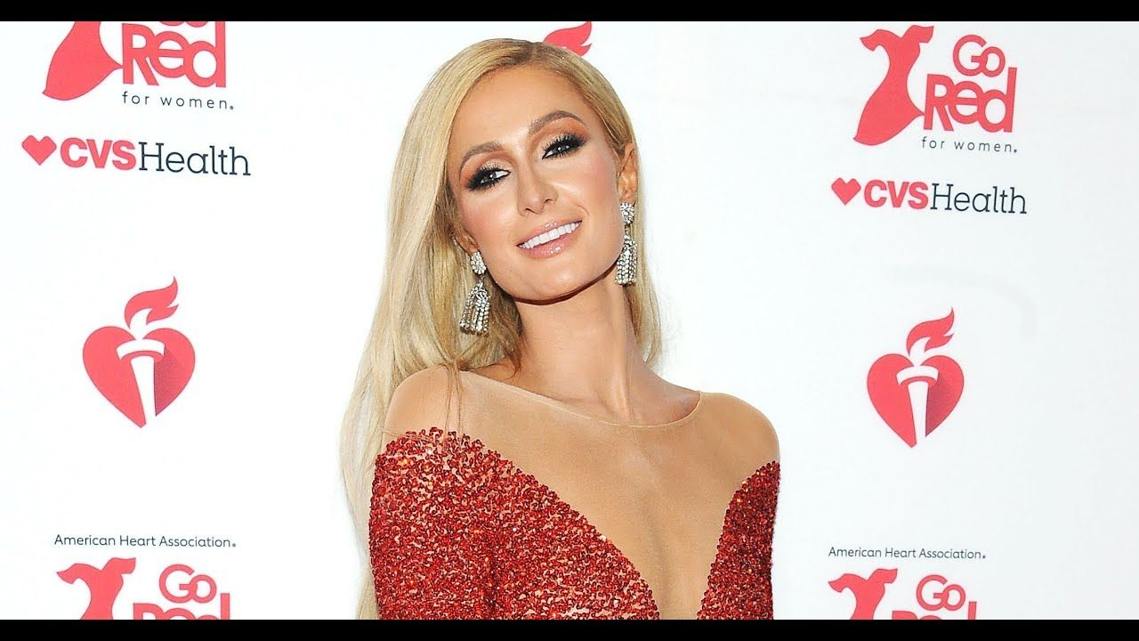 Paris Hilton Reveals Her Real Voice ...
