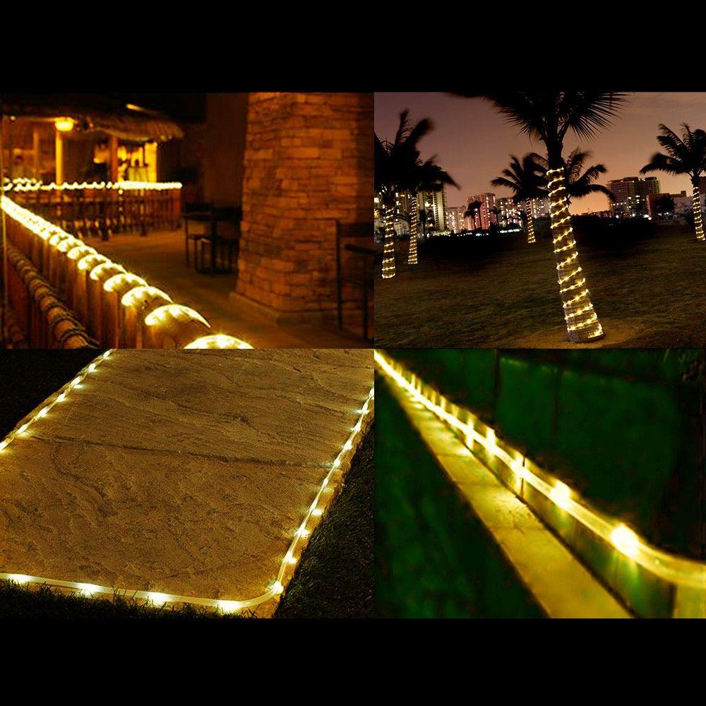 Outdoor Rope Lights Waterproof Pogot Bietthunghiduong Co