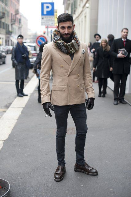 Street Style: Milan