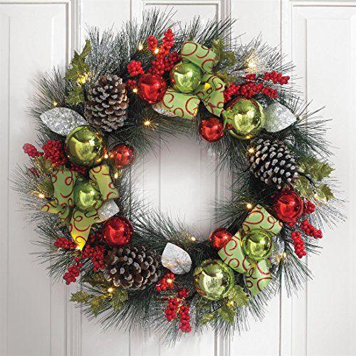 New Decorated Christmas Wreaths Ideas