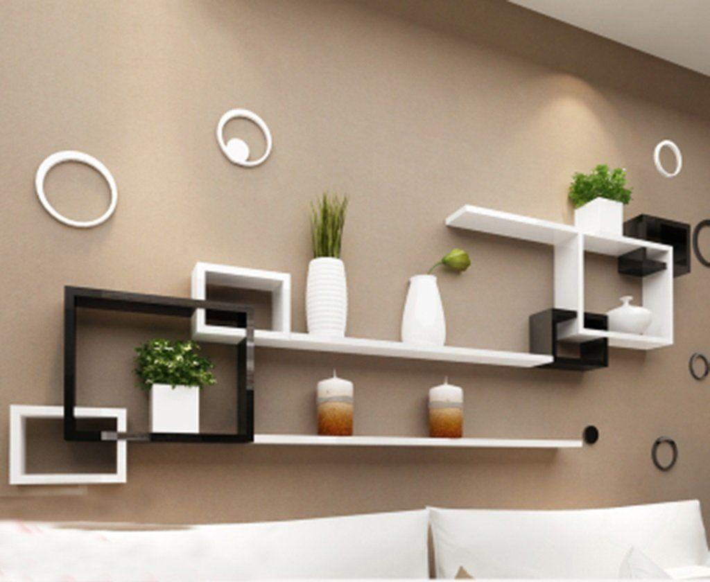 Arredare Mensole Soggiorno arredare le pareti con le mensole: ecco le idee più