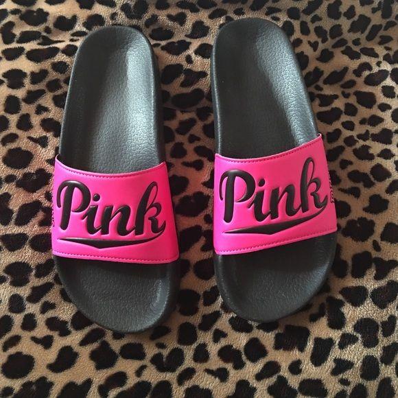 Victoria Secret PINK slippers | Pink