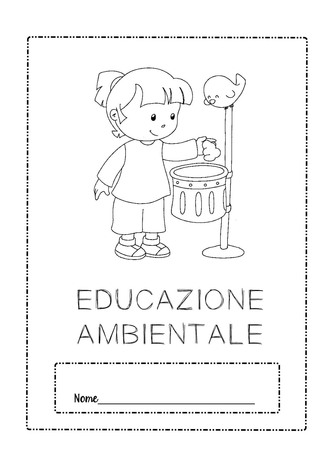 La Maestra Linda Educazione Ambientale Asilo School