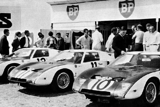 Ford Gt40 Monogram 11 24 Heures Du Mans 1964 Coches