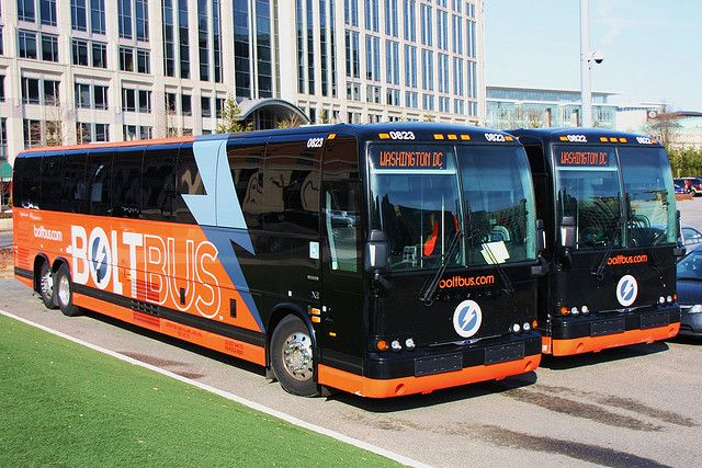 Bolt Buses By Mr T In Dc Via Flickr Bus Travel Fun Union Station