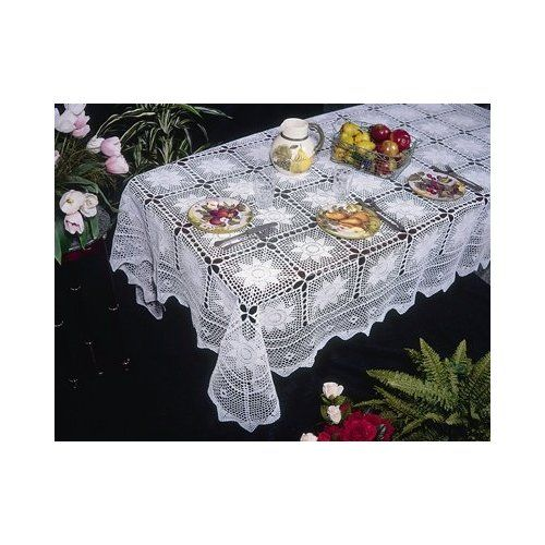 Amazon Crochet Pick: Crochet Tablecloth