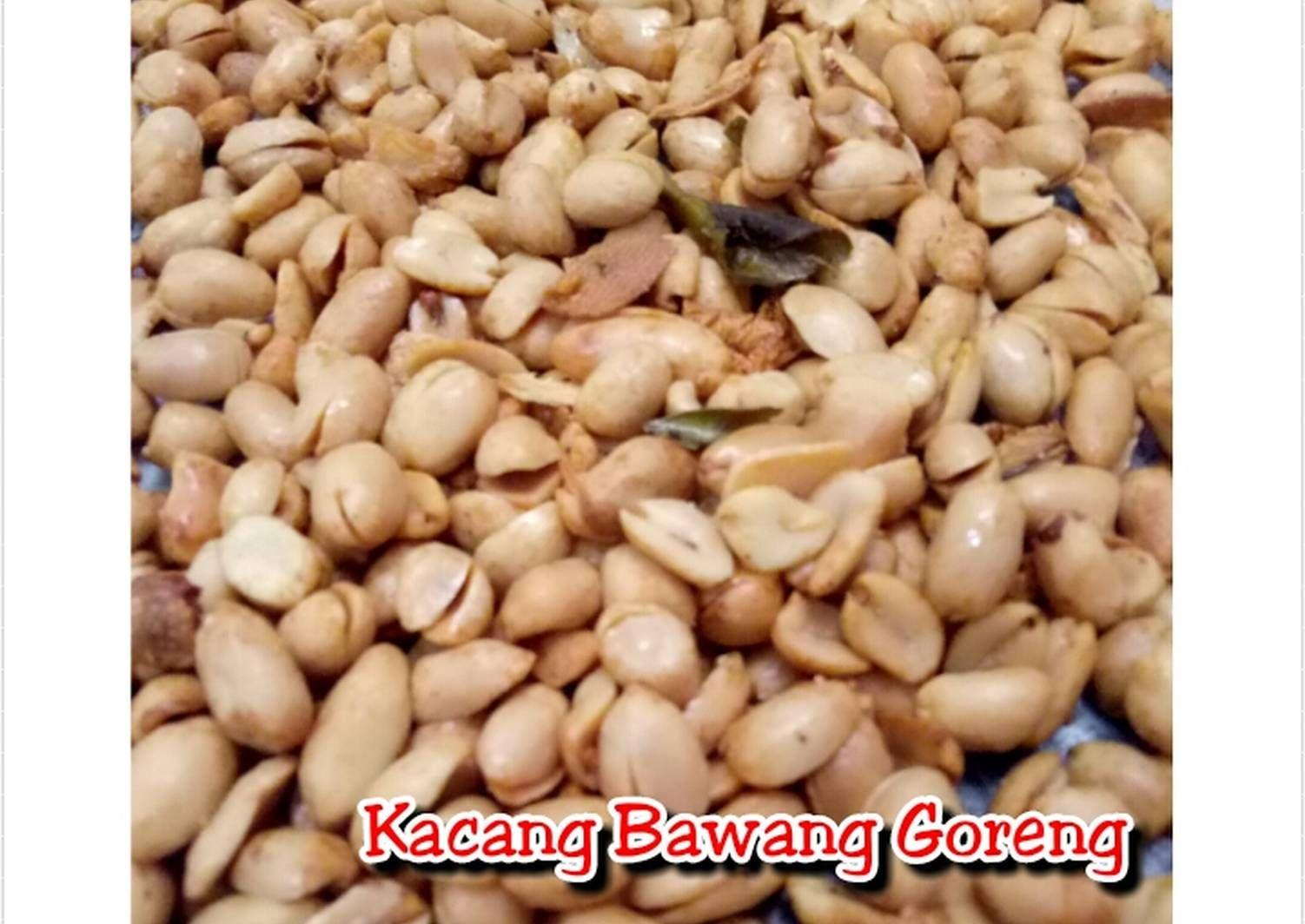 Resep Kacang Bawang Goreng Oleh Dominic Resep Kacang Resep Bawang