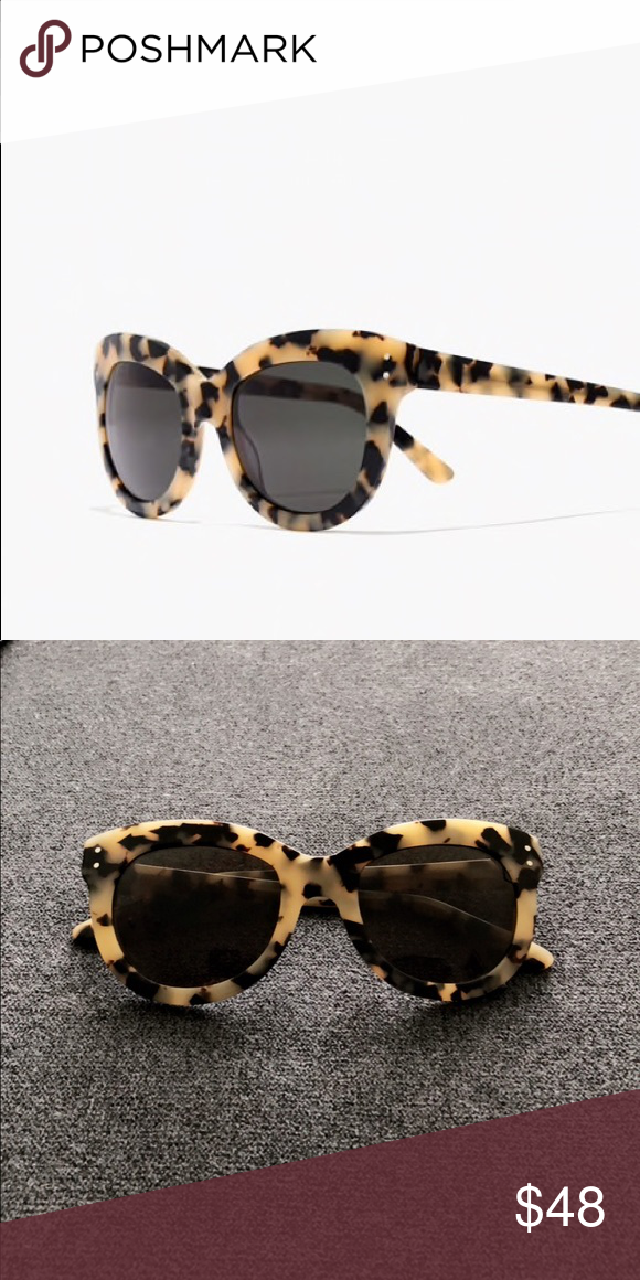2e601baf6b Madewell pacific cat eye sunglasses Excellent condition