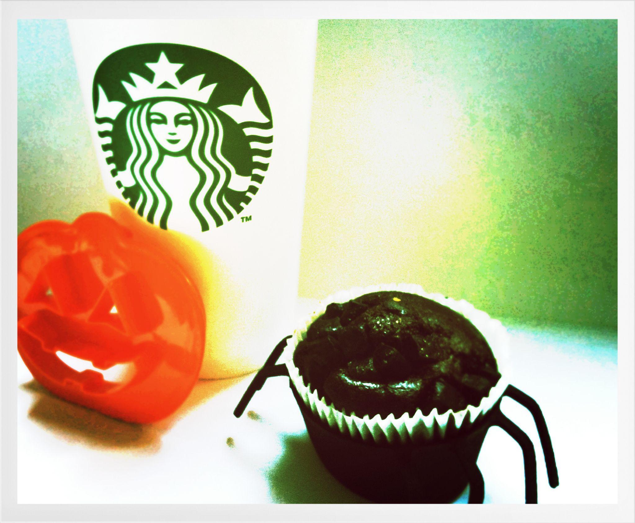 Starbucks Halloween