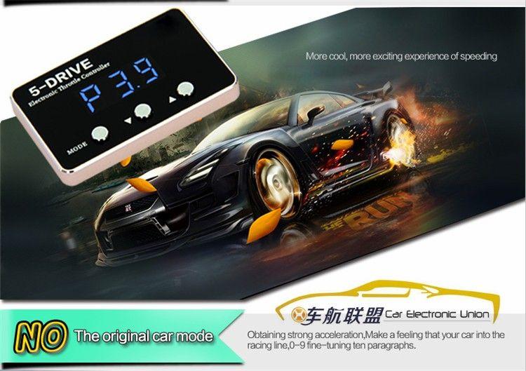 Sprint Booster power commander motor pedal accessories Car Throttle