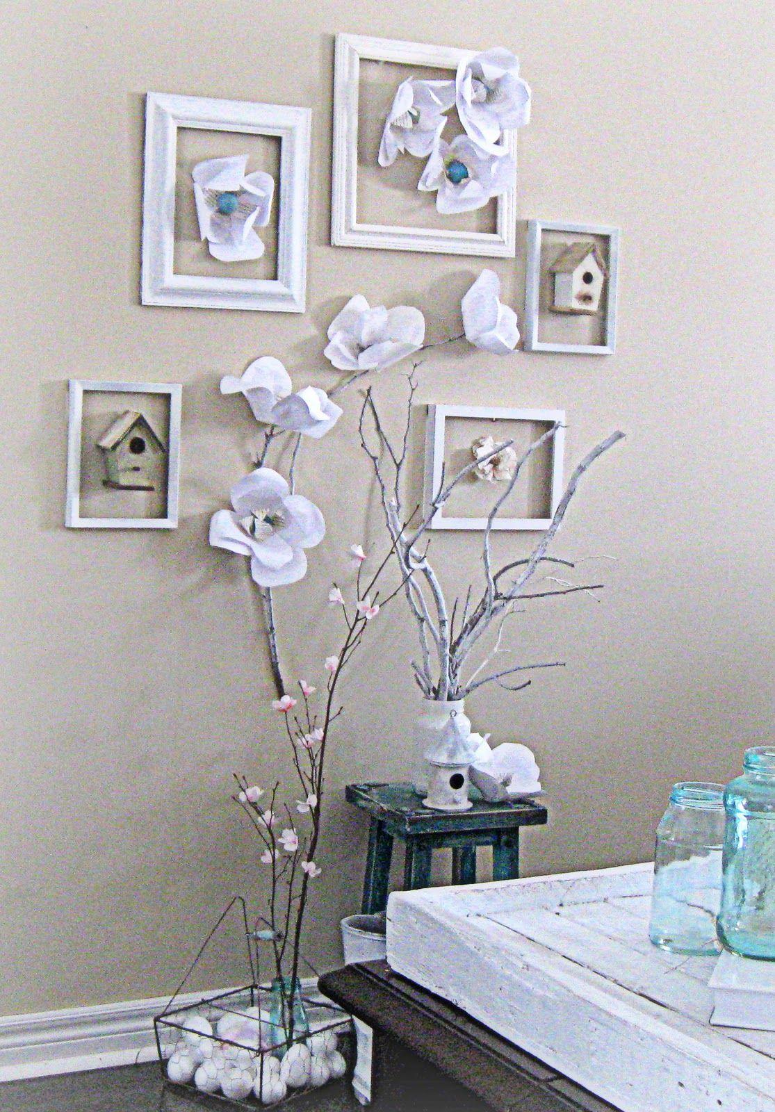 empty frames again, love the details | Diy :) | Pinterest | Empty ...