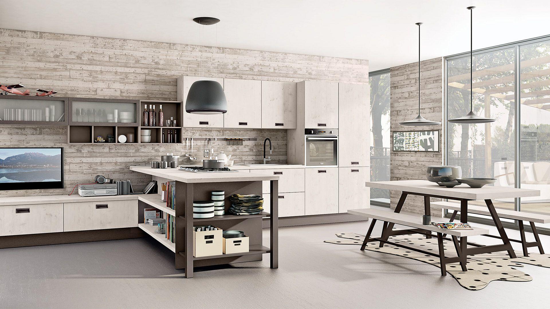 Cucina Kyra - Cucine Moderne - Creo Kitchens in 2019 ...