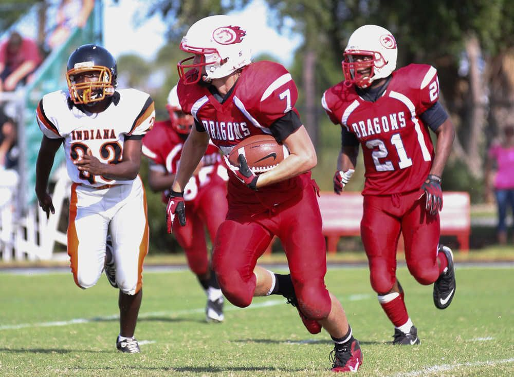 Florida School For The Deaf And The Blind Enters 100th Football Season