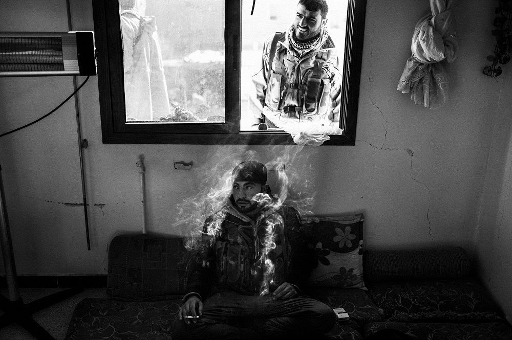 Guillem Valle aims to transport the viewer to a different time and place through his photography. Learn more about his reportage on the Kurdish people in Syria as reported in LFI: http://blog.leica-camera.com/photographers/interviews/guillem-valle-transporting-the-viewer-through-photographs/