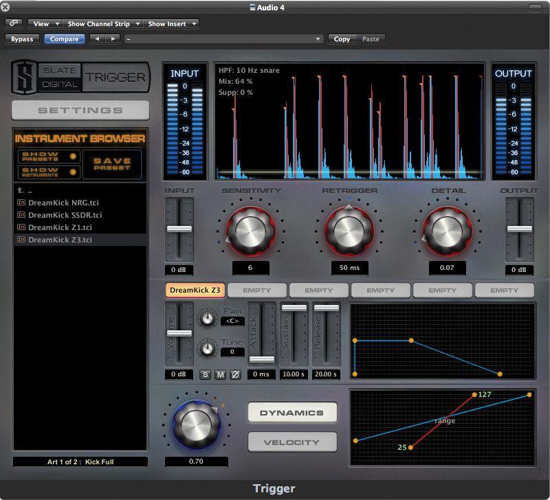 Steven Slate Trigger Music software, Sos, Digital