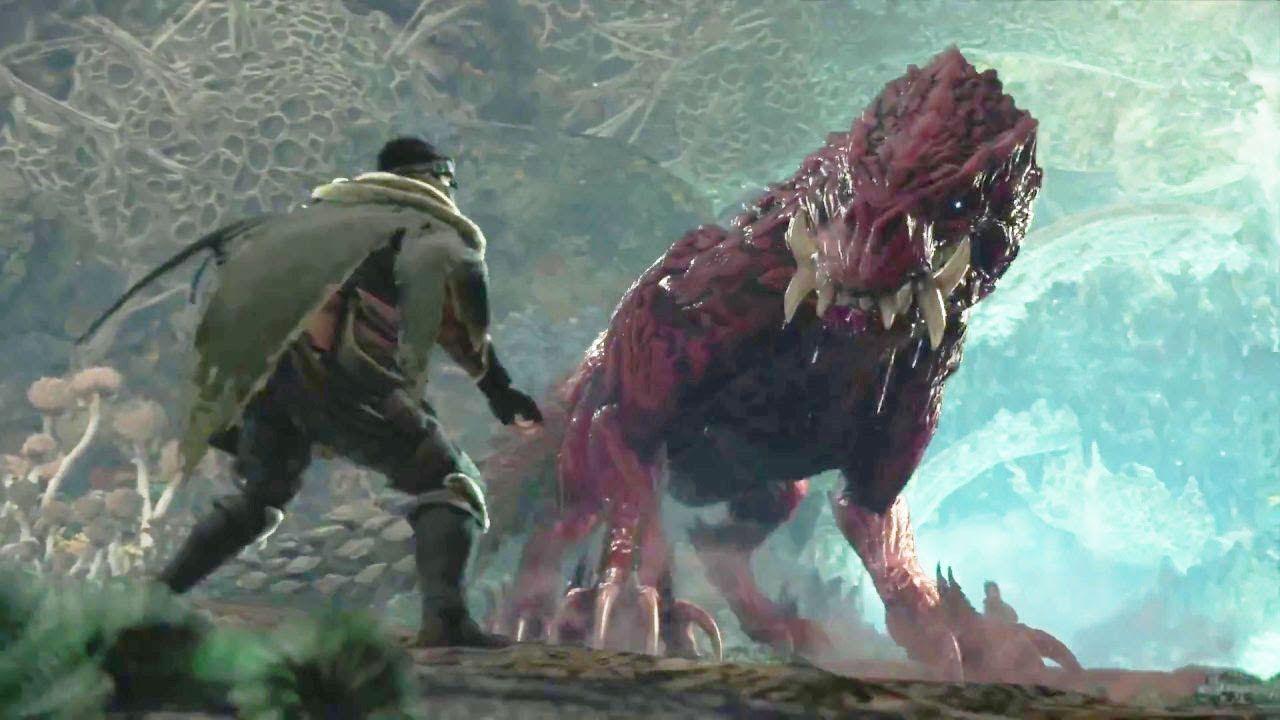Monster Hunter World claims series highest ever spot in UK