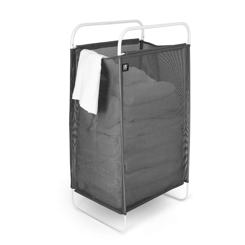 Laundry Bag Backpack With Images Laundry Hamper Hamper White