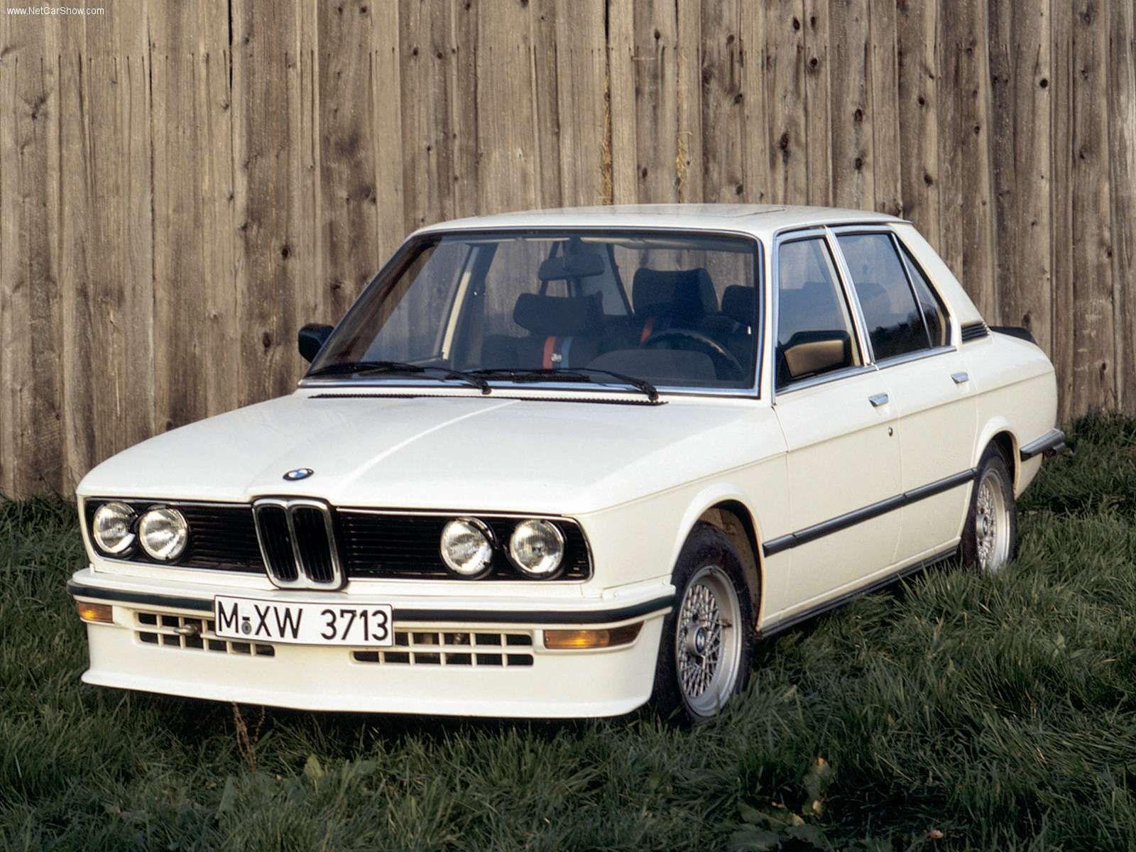 E28 M535i 80 BMW History by Stephane GUICHARD Pinterest
