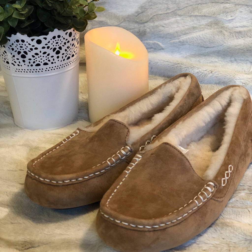 f4e68b264da UGG Shoes | Ugg Moccasins | Color: Brown/Tan | Size: 9 in 2019 ...