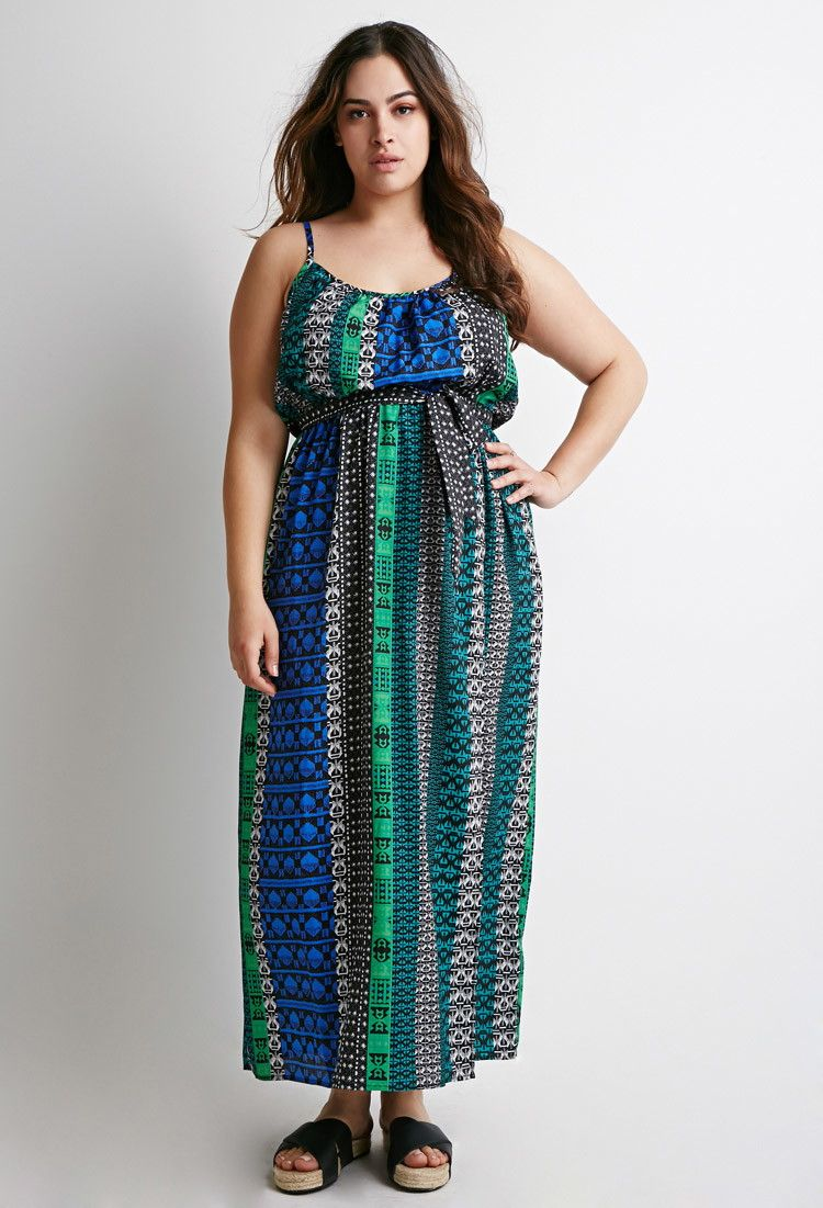 Plus Size Maxi Dresses Forever 21