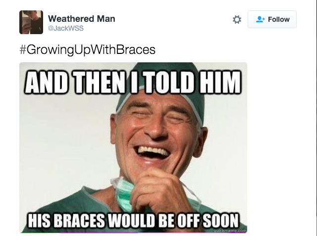 21 Photos That Are Too Real For Anyone Who Wore Braces Braces