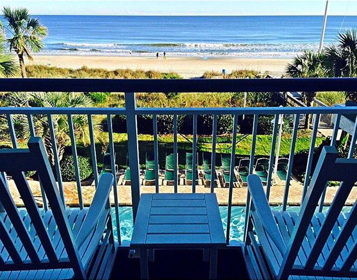 Choose from over 140 fabulous Myrtle Beach area resorts