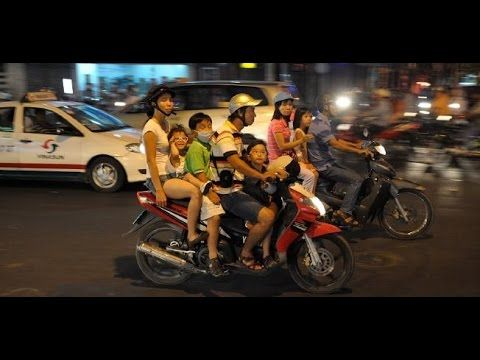 Vietnamese traffic fails compilation part 1 - Giao thong tai