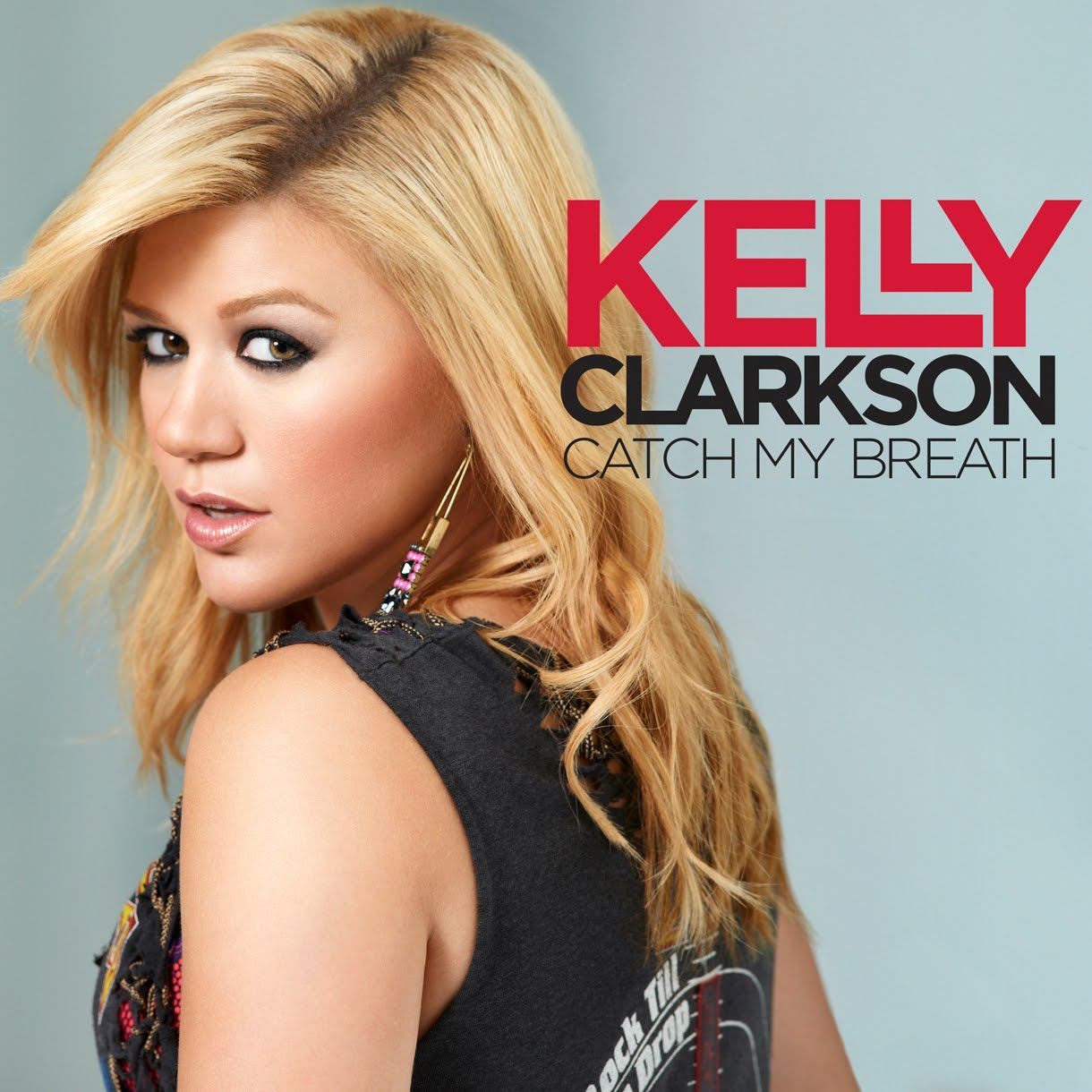 Kelly Clarkson – Catch My Breath (single cover art)